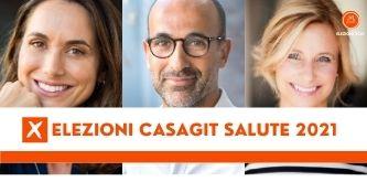 Elezioni Casagit Salute 2021